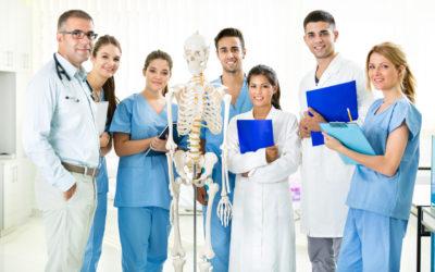 Pourquoi les étudiants en médecine se dirigent vers ce type d'études ?